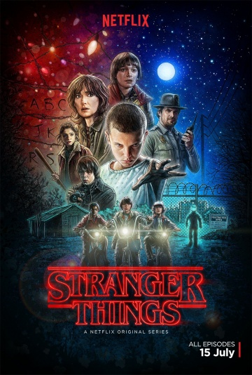 Очень странные дела / Stranger Things